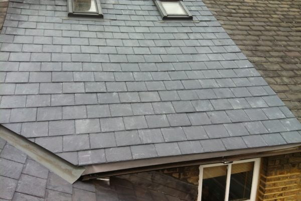 Kew Replacment Slate Roof